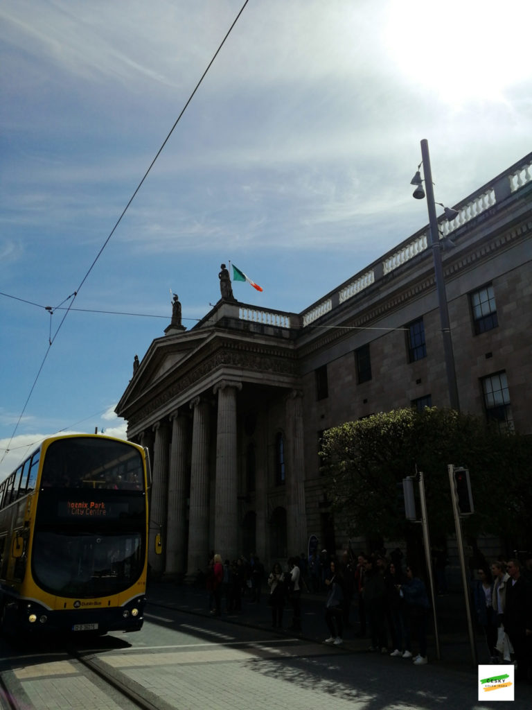 main post office, Dublin