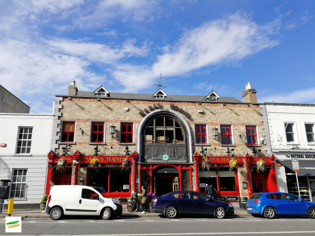 random pub in Dublin