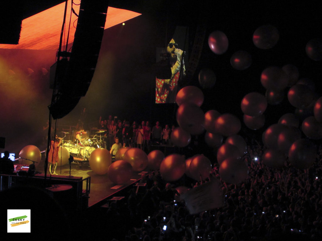 30 Seconds to Mars v Dublině