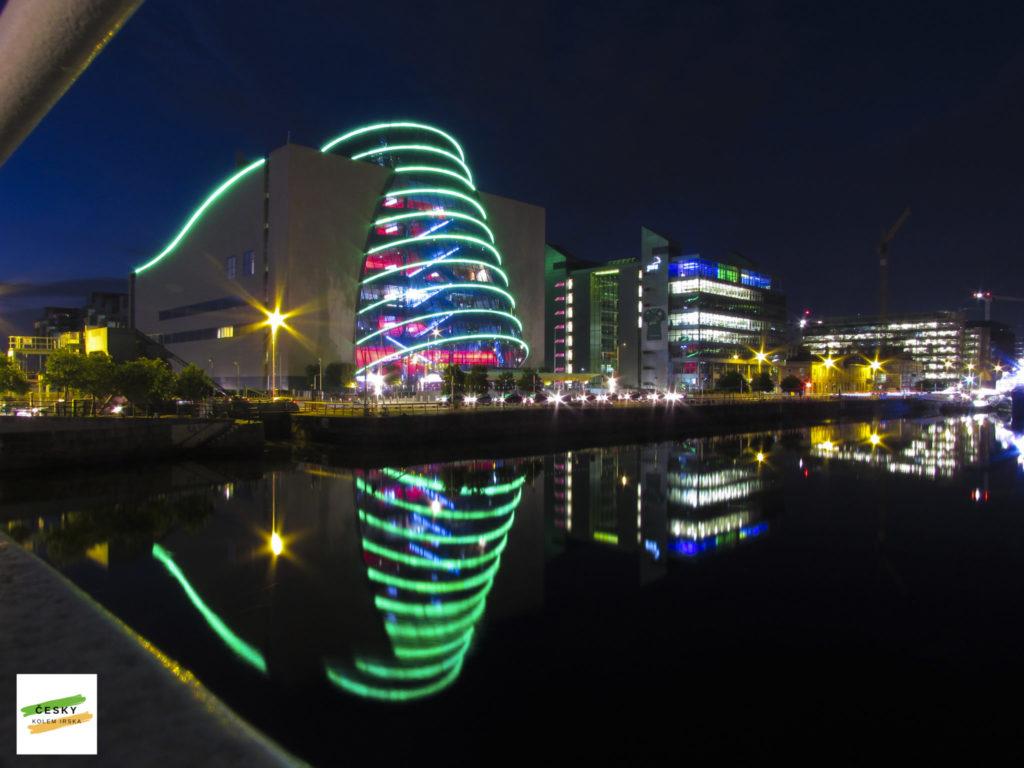 Konvenční centrum v Dublině