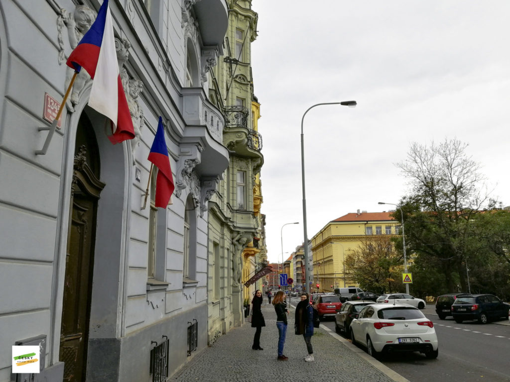in Prague after seven years